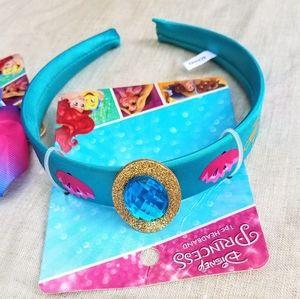 Disney   Princess Jasmine Headband & Hair Clip